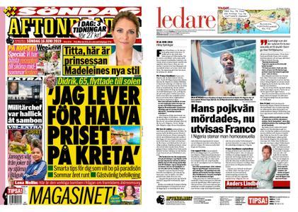 Aftonbladet – 16 juni 2019