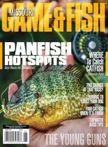 Missouri Game & Fish - June 2017