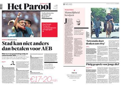 Het Parool – 07 augustus 2019
