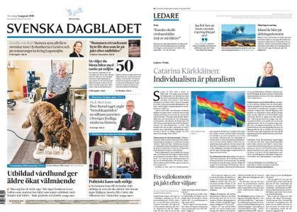 Svenska Dagbladet – 02 augusti 2018