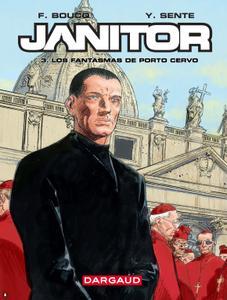 Janitor Tomo 3: Los fantasmas de Porto Cervo