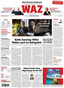 WAZ Westdeutsche Allgemeine Zeitung Castrop-Rauxel - 23. Mai 2019