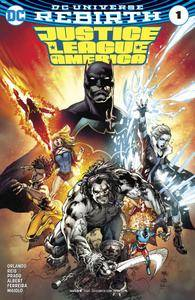 Justice League Of America 001 (2017)