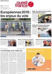Ouest-France Édition France – 23 mai 2019