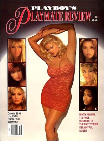 Playboy's Playmate Review - June 1993 (Number 9)