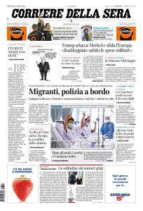 Corriere della Sera - 12 Luglio 2018