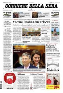 Corriere della Sera - 4 Maggio 2021