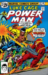 Luke Cage, Power Man 032 (1976) (Digital