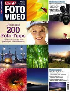 Chip Foto Video Germany  - August 2018