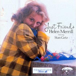 Helen Merrill - Just Friends  (1989)