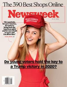 Newsweek USA - September 27, 2019