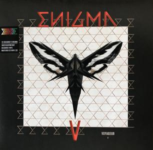 Enigma - The Colours Of Enigma – V: Voyageur (2018) [Limited Edition, 180 Gram LP, DSD128]