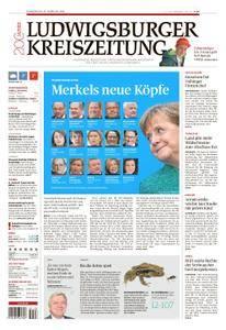 Ludwigsburger Kreiszeitung - 08. Februar 2018