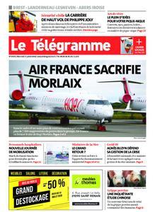 Le Télégramme Brest Abers Iroise – 01 juillet 2020