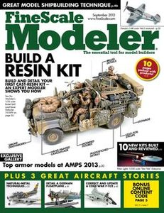 FineScale Modeler 2013-09 (Vol.31 No.07)