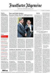 Frankfurter Allgemeine Zeitung F.A.Z. - 21. Juni 2018