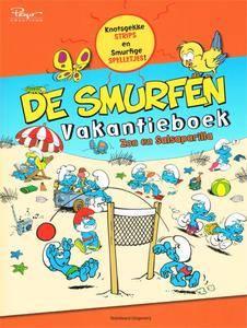 De Smurfen - Y03 - Vakantieboek 2010 Zon En Salsaparilla