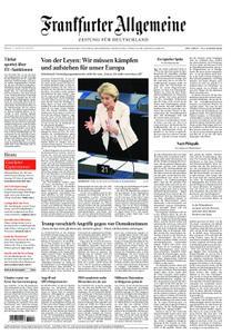 Frankfurter Allgemeine Zeitung F.A.Z. - 17. Juli 2019