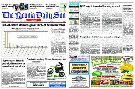 The Laconia Daily Sun – August 23, 2018