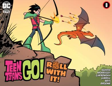 Teen Titans Go! Roll With It! 003 2020 digital Son of Ultron