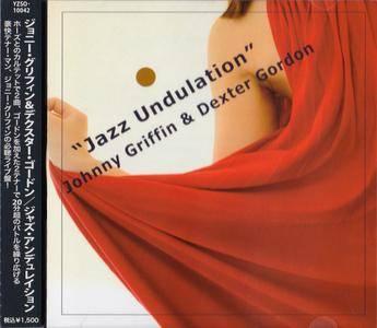 Johnny Griffin & Dexter Gordon - Jazz Undulation (1968) {2014 Japan Studio Songs Remaster YZSO Series}