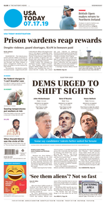 USA Today - 17 July 2019