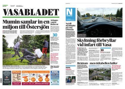 Vasabladet – 18.07.2019