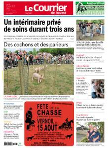 Le Courrier de l'Ouest Cholet – 12 août 2019