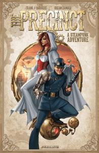Dynamite-The Precinct A Steampunk Adventure 2016 Hybrid Comic eBook