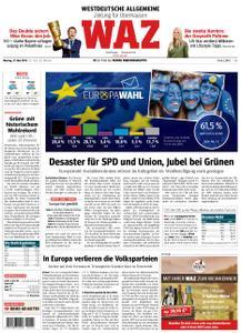 WAZ Westdeutsche Allgemeine Zeitung Oberhausen-Sterkrade - 27. Mai 2019