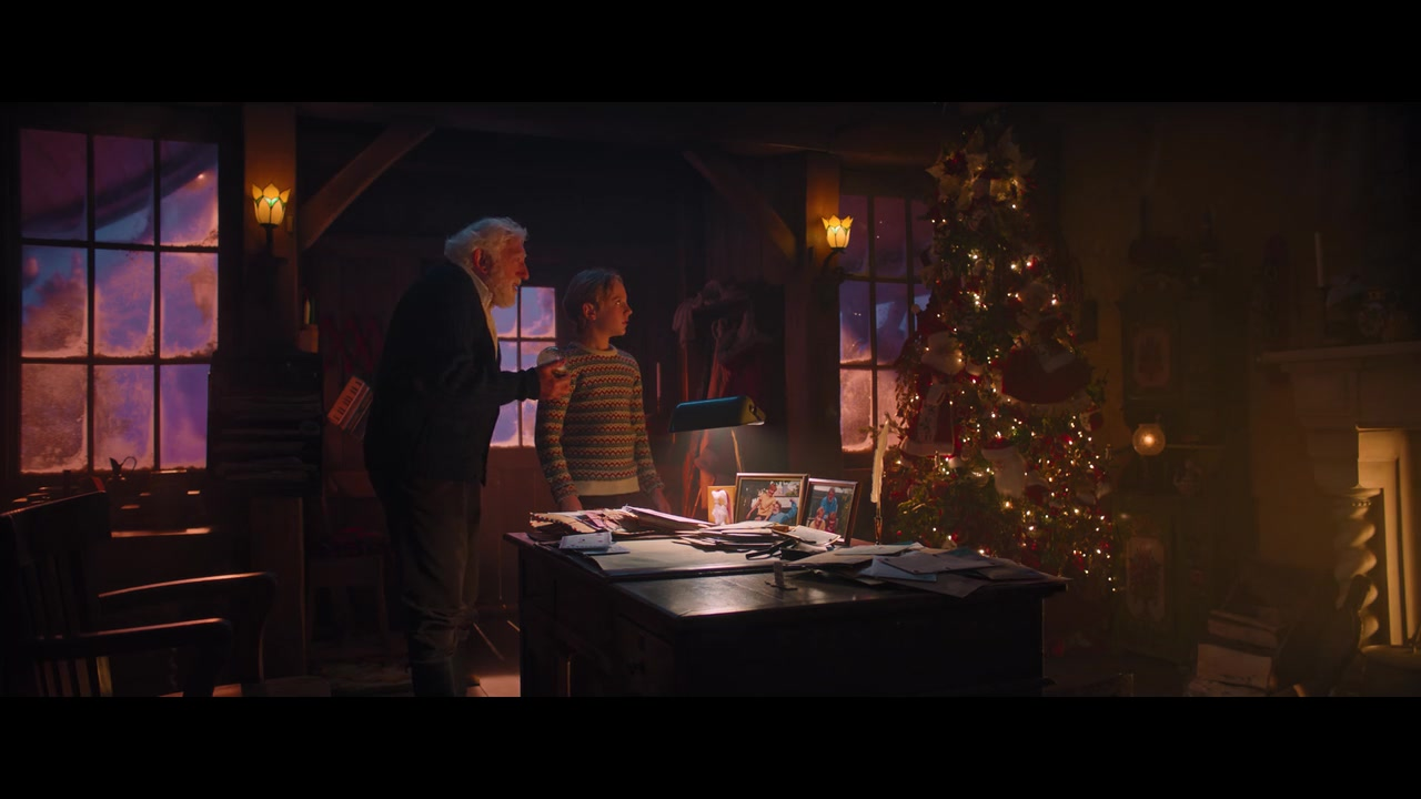 The Claus Family (2020)