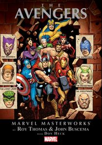 Marvel Masterworks-The Avengers v05 2013 Digital-HD F Kileko