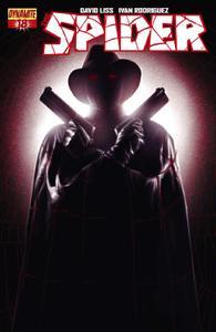 Dynamite-The Spider No 18 2014 Hybrid Comic eBook