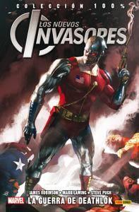 100% Marvel. Los Nuevos Invasores 2: La guerra de Deathlok
