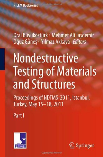 Nondestructive Testing of Materials and Structures