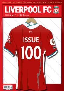 Liverpool FC Magazine - January 2021