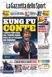 La Gazzetta dello Sport Roma – 19 luglio 2019