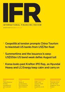 IFR Magazine – August 14, 2021