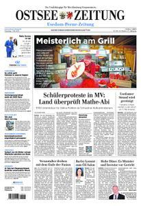 Ostsee Zeitung Wolgast - 07. Mai 2019