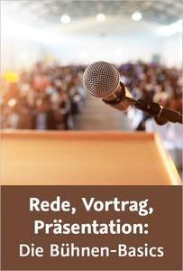 Video2Brain - Rede, Vortrag, Präsentation: Die Bühnen-Basics