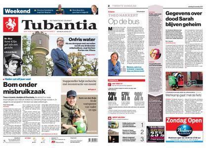 Tubantia - Enschede – 25 november 2017