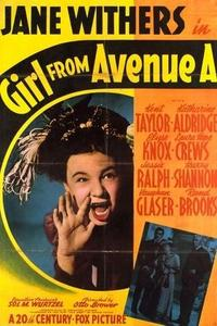The Girl from Avenue A (1940)