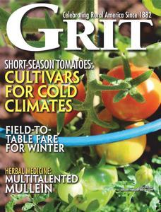 Grit - January 01, 2021