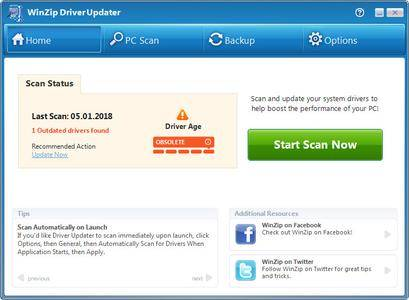 WinZip Driver Updater 5.29.0.8 Multilingual