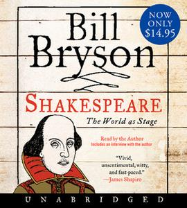 «Shakespeare» by Bill Bryson