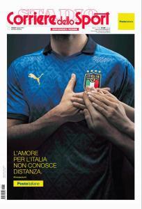 Corriere dello Sport Campania - 11 Giugno 2021