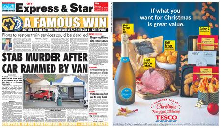 Express and Star City Edition – December 06, 2018