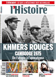 L'Histoire N°381 - Novembre 2012