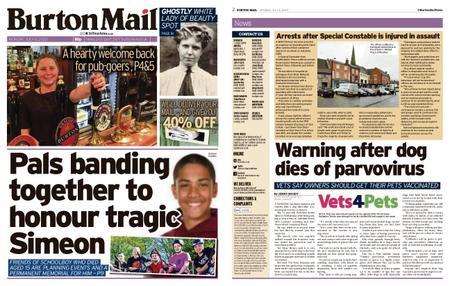 Burton Mail – July 06, 2020