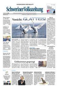 Schweriner Volkszeitung Hagenower Kreisblatt - 06. März 2018